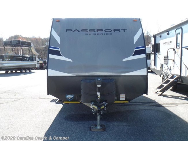 2020 Passport SL Series 197RB by Keystone from Carolina Coach & Marine in Claremont, North Carolina