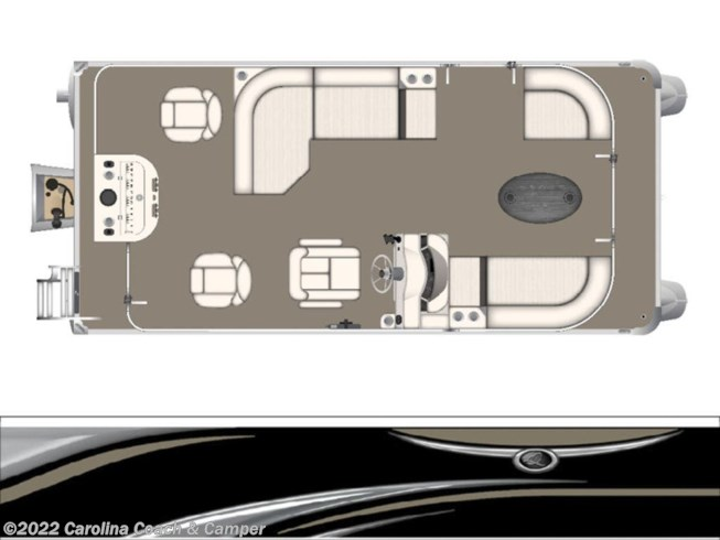 2020 Miscellaneous Apex Marine 818 XRE Cruise - New  For Sale by Carolina Coach & Marine in Claremont, North Carolina