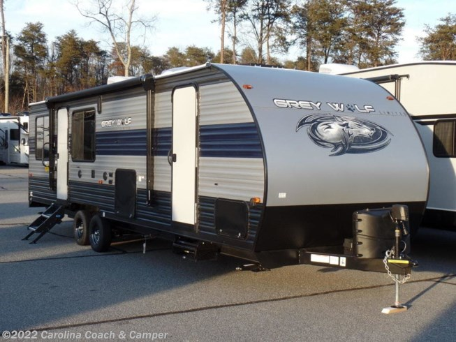 New 2020 Forest River Cherokee Grey Wolf Midwest 26MBRR available in Claremont, North Carolina