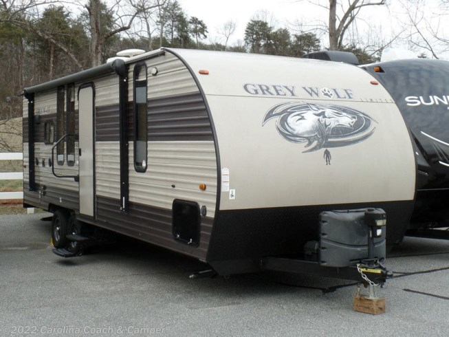 Used 2017 Forest River Cherokee Grey Wolf 24RK available in Claremont, North Carolina