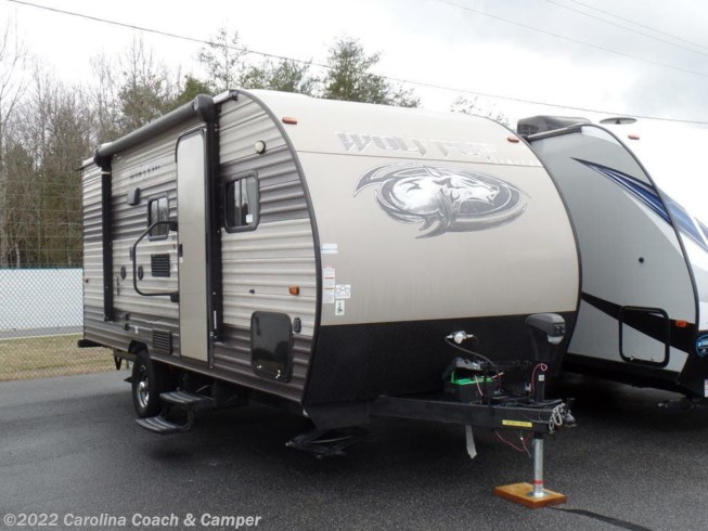 Used 2017 Forest River Cherokee Wolf Pup T18TO available in Claremont, North Carolina
