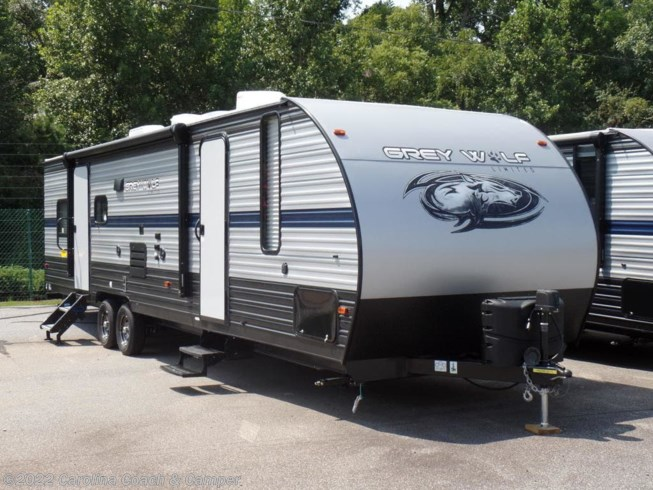 New 2020 Forest River Cherokee Grey Wolf Midwest 29TE available in Claremont, North Carolina