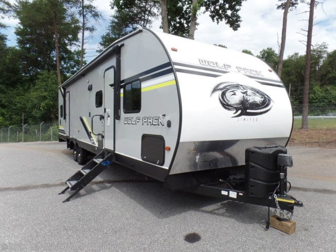 Used 2019 Forest River Cherokee Wolf Pack 25PACK12+ available in Claremont, North Carolina