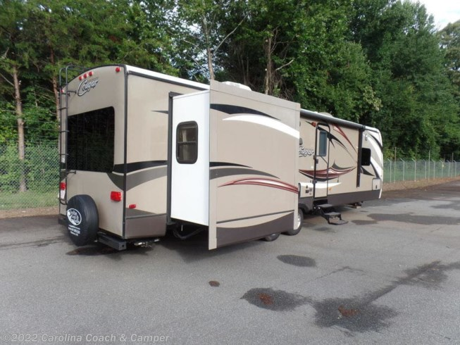2015 Miscellaneous Cougar 32SAB - Used Travel Trailer For Sale by Carolina Coach & Marine in Claremont, North Carolina