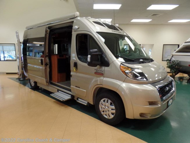 New 2021 Roadtrek Zion SRT available in Claremont, North Carolina