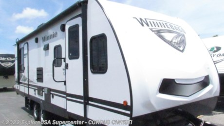 "<p style=""margin: 0in 0in 10pt;""><em><strong><span style=""line-height: 115%; font-size: 14pt;""><span style=""font-family: Calibri;"">2020 Winnebago Minnie Plus Travel Trailer</span></span></strong></em></p>