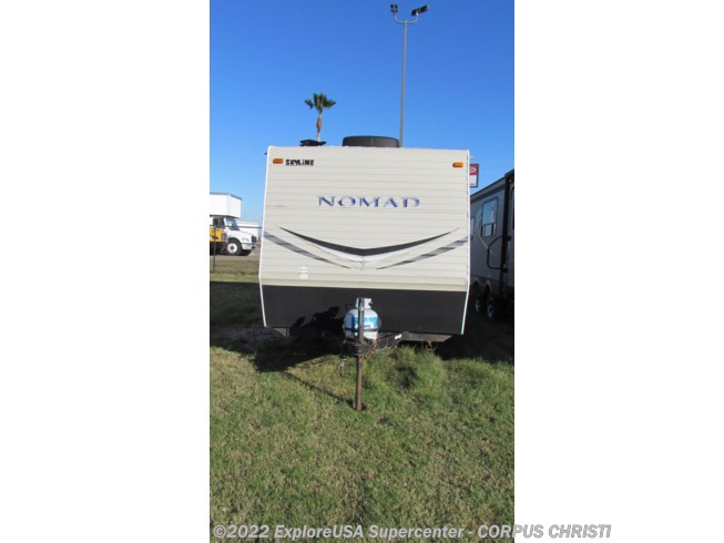 2013 Skyline Nomad 183 - Used Travel Trailer For Sale by CCRV, LLC in Corpus Christi, Texas
