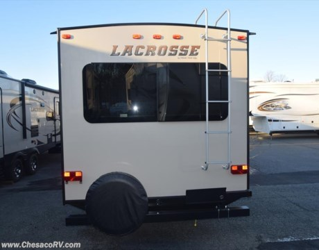04562 2016 Prime Time Lacrosse Luxury Lite 330 Rst For