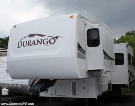 04867 A 2007 K Z Kz Durango For Sale In Joppa Md