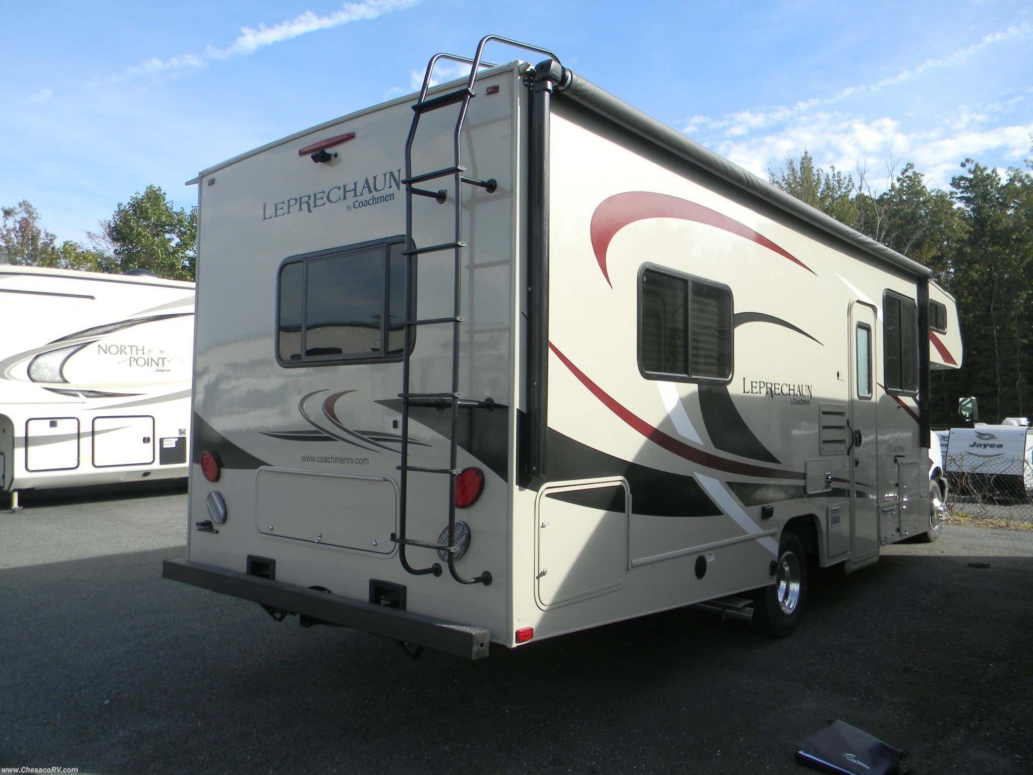 06699 - 2019 Coachmen Leprechaun 270QBC for sale in Joppa MD on