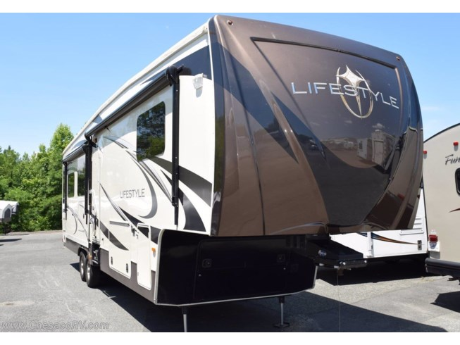Used 2015 Lifestyle Luxury RV Lifestyle LS36FW available in Joppa, Maryland