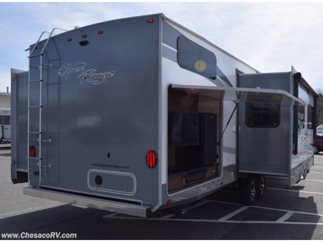 Used 2019 Highland Ridge Open Range 328BHS available in Joppa, Maryland