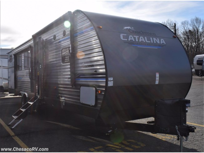New 2021 Coachmen Catalina Legacy Edition 333BHTSCK available in Joppa, Maryland