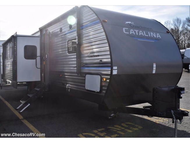 2021 Coachmen Catalina Legacy Edition 333BHTSCK - New Travel Trailer For Sale by Chesaco RV - Joppa in Joppa, Maryland
