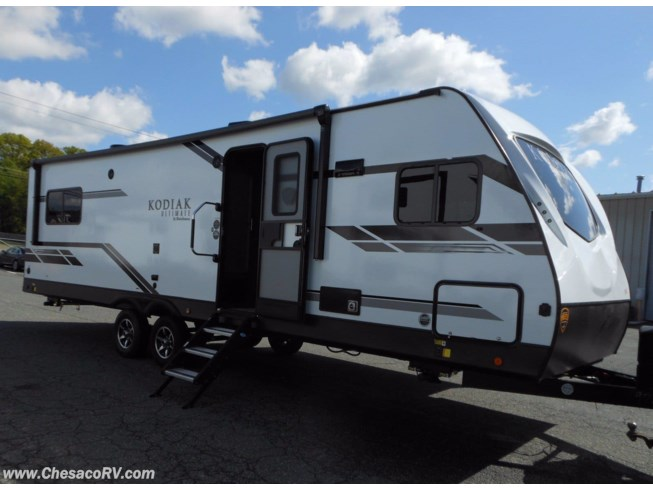 2021 Dutchmen Kodiak Ultimate 2921FKDS - New Travel Trailer For Sale by Chesaco RV - Joppa in Joppa, Maryland