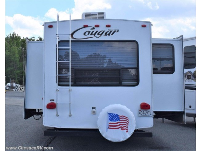 Used 2010 Keystone Cougar 326MKS available in Joppa, Maryland