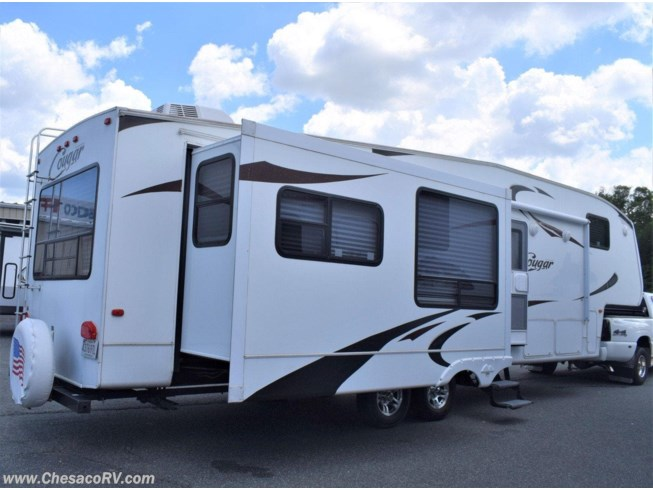 2010 Cougar 326MKS by Keystone from Chesaco RV in Joppa, Maryland