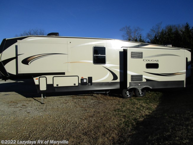 2019 Keystone Cougar 361RLW - New Fifth Wheel For Sale by Chilhowee RV Center in Louisville, Tennessee