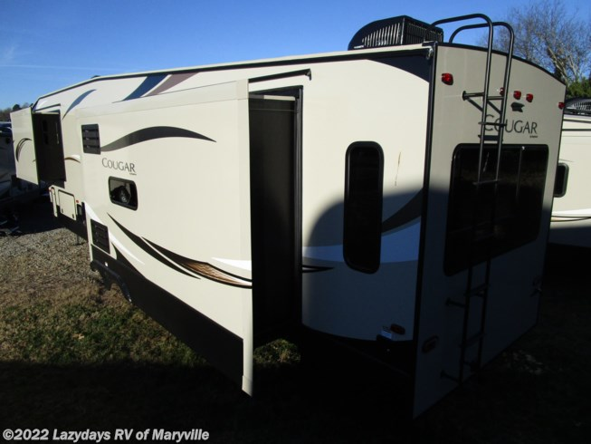 2019 Cougar 361RLW by Keystone from Chilhowee RV Center in Louisville, Tennessee
