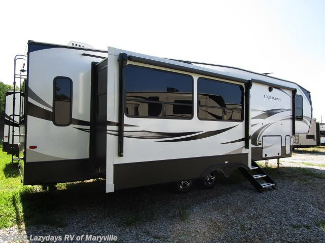 New 2020 Keystone Cougar 315RLS available in Louisville, Tennessee