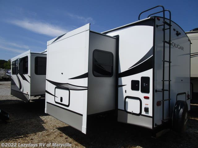 2020 Cougar Half-Ton 29FKD by Keystone from Chilhowee RV Center in Louisville, Tennessee