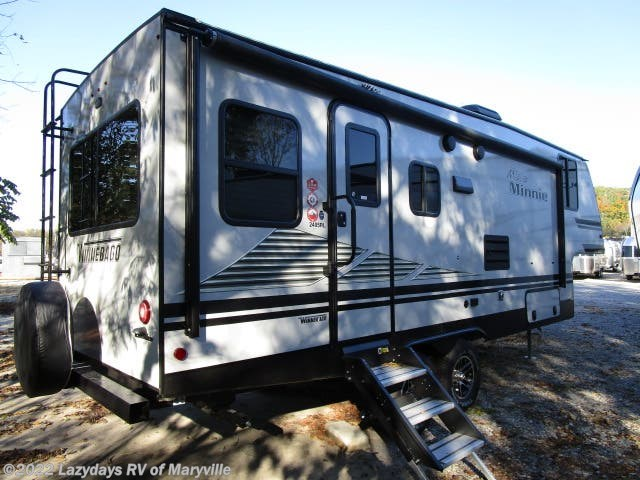 New 2020 Winnebago Micro Minnie 2405RL available in Louisville, Tennessee