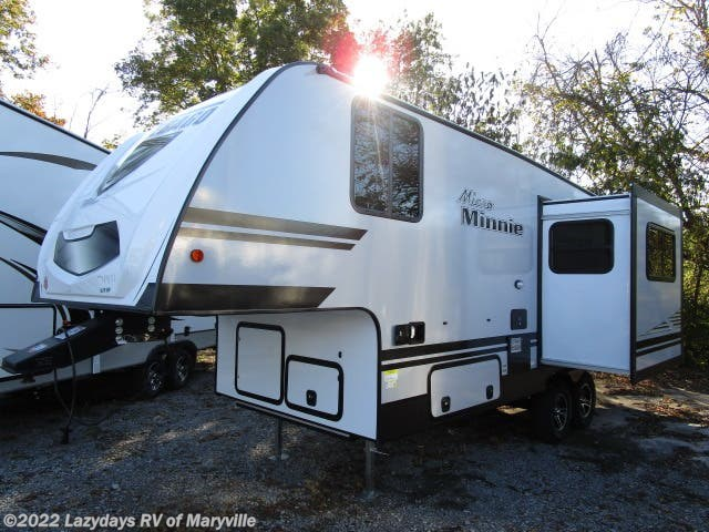 2020 Winnebago Micro Minnie 2405RL - New Fifth Wheel For Sale by Chilhowee RV Center in Louisville, Tennessee