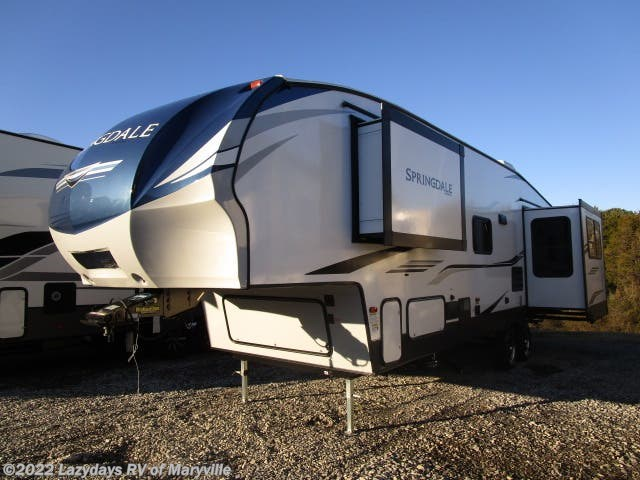 2020 Keystone Springdale 253FWRE - New Fifth Wheel For Sale by Chilhowee RV Center in Louisville, Tennessee