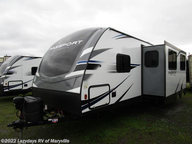 2020 Keystone Passport 2710RB - New Travel Trailer For Sale by Chilhowee RV Center in Louisville, Tennessee
