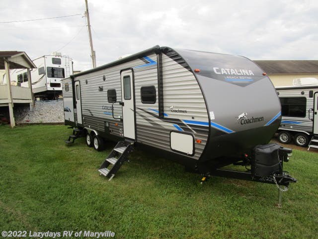 New 2021 Coachmen Catalina Legacy Edition 323BHDSCK available in Louisville, Tennessee