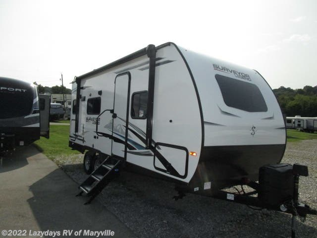 New 2021 Forest River Surveyor 203RKLE available in Louisville, Tennessee