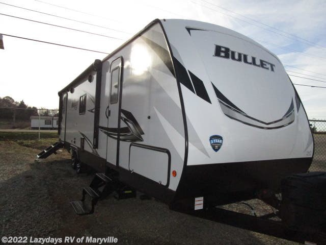 New 2021 Keystone Bullet 291RLS available in Louisville, Tennessee