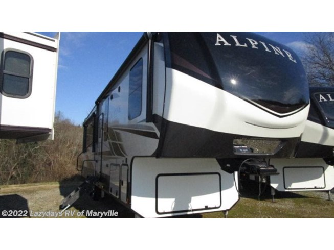 New 2021 Keystone Alpine 3220RL available in Louisville, Tennessee