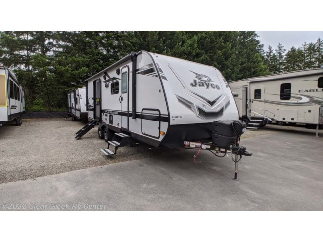 New 2021 Jayco Jay Feather 22RB available in Silverdale, Washington