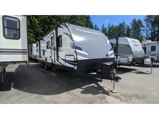 Used 2020 Keystone Passport SL Series (West) 292BHWE available in Silverdale, Washington
