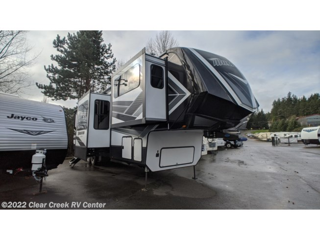 New 2021 Grand Design Momentum 376THS available in Silverdale, Washington