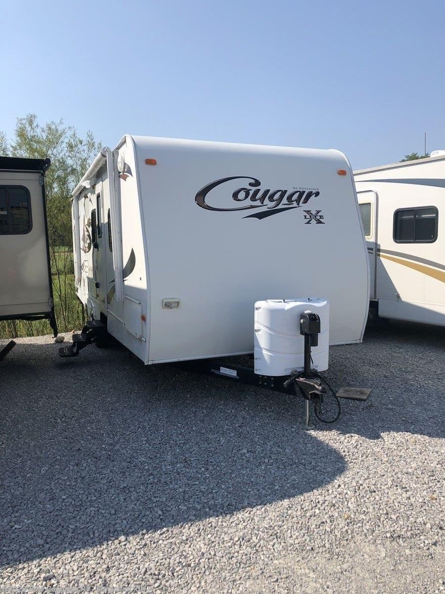2011 Keystone Rv Cougar For Sale In Cincinnati Oh 45251 124058 A