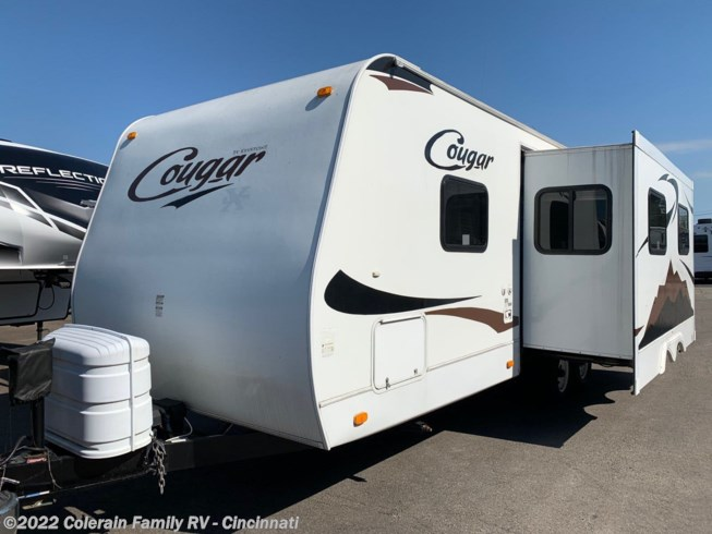 2010 Keystone Cougar - Used Travel Trailer For Sale by Colerain RV of Cinncinati in Cincinnati, Ohio