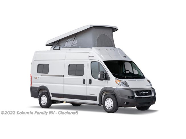 New 2021 Winnebago Solis 59P available in Cincinnati, Ohio