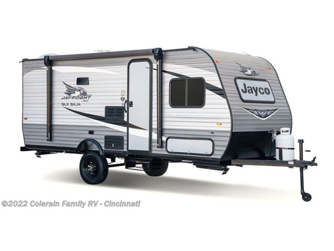 New 2021 Jayco Jay Flight SLX 7 195RB available in Cincinnati, Ohio
