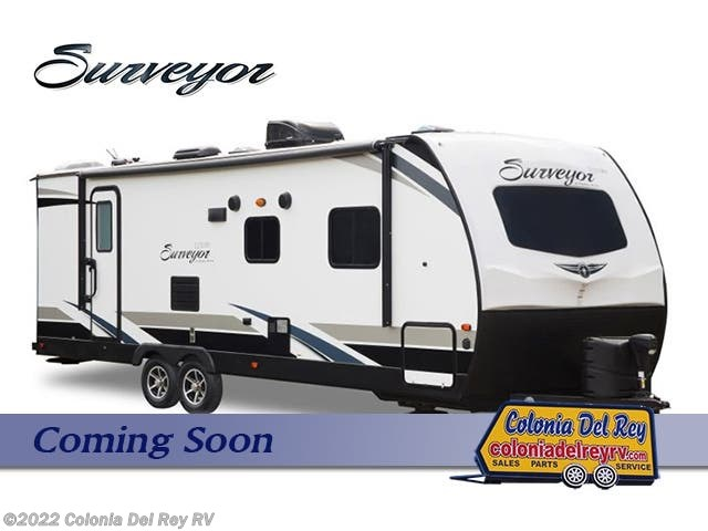 New 2021 Forest River Surveyor 252RBLE available in Corpus Christi, Texas