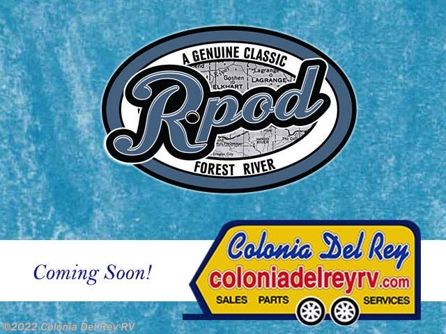 New 2021 Forest River rPod RP-202 available in Corpus Christi, Texas
