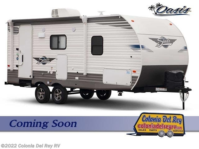 New 2021 Shasta Oasis 32DS available in Corpus Christi, Texas