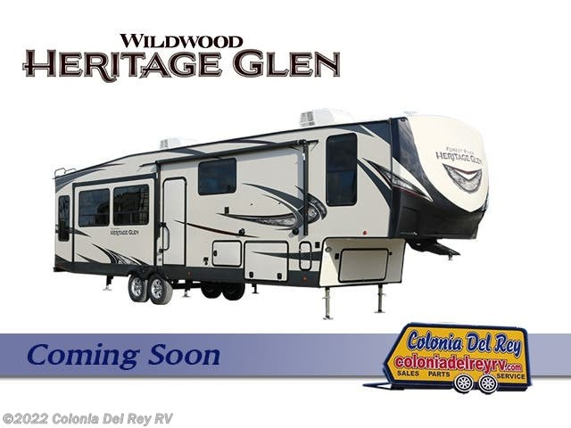 New 2021 Forest River Wildwood Heritage Glen 338BAR available in Corpus Christi, Texas