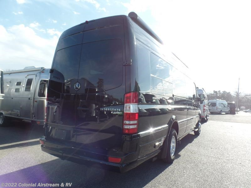 2017 Airstream Rv Interstate Lounge Ext 9 Pass 4x4 For