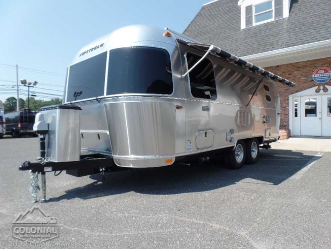 2020 Airstream Rv Globetrotter 23fbt Twin For Sale In