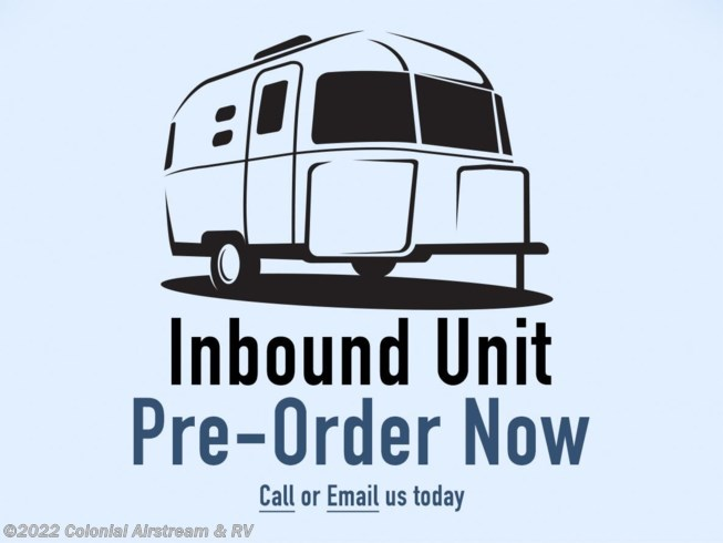New 2021 Airstream International 30RBT Twin available in Millstone Township, New Jersey