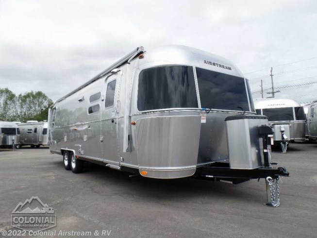 New 2020 Airstream Globetrotter 30RBT Twin available in Millstone Township, New Jersey