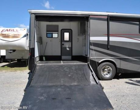 6mh2631a 2007 Newmar All Star 4153 Toyhauler Diesel For