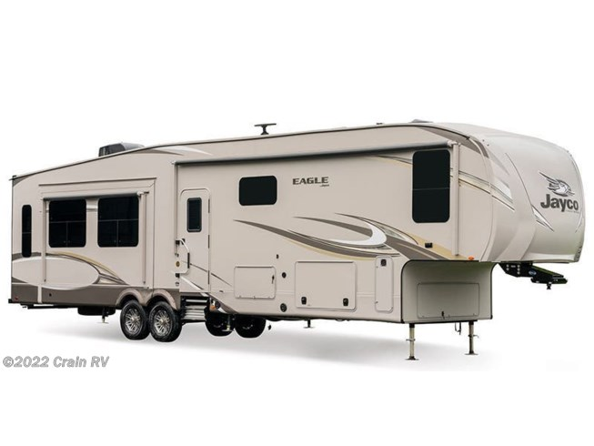 Stock Image for 2019 Jayco Eagle 321RSTS (options and colors may vary)
